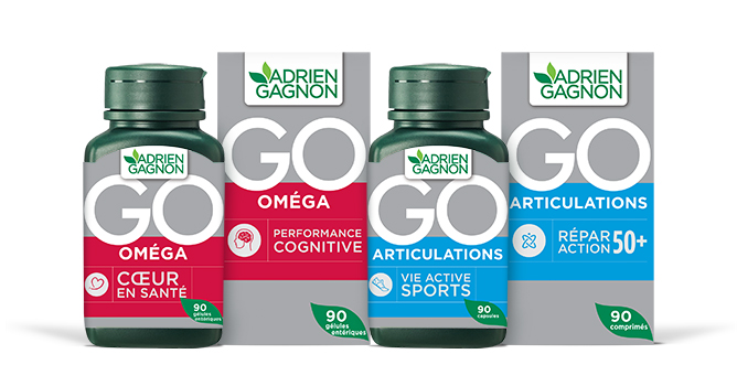 Adrien Gagnon - GO Products