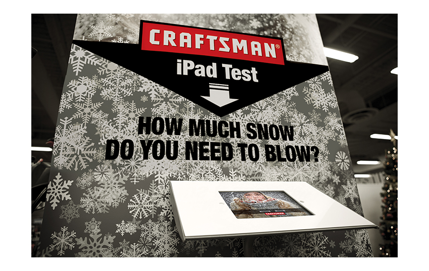 MTD Craftsman Tablet 2
